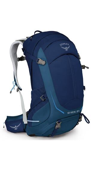 Osprey Stratos 34 - Sac à dos - bleu